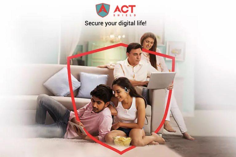 ACT Fibernet Introduces ACT Shield