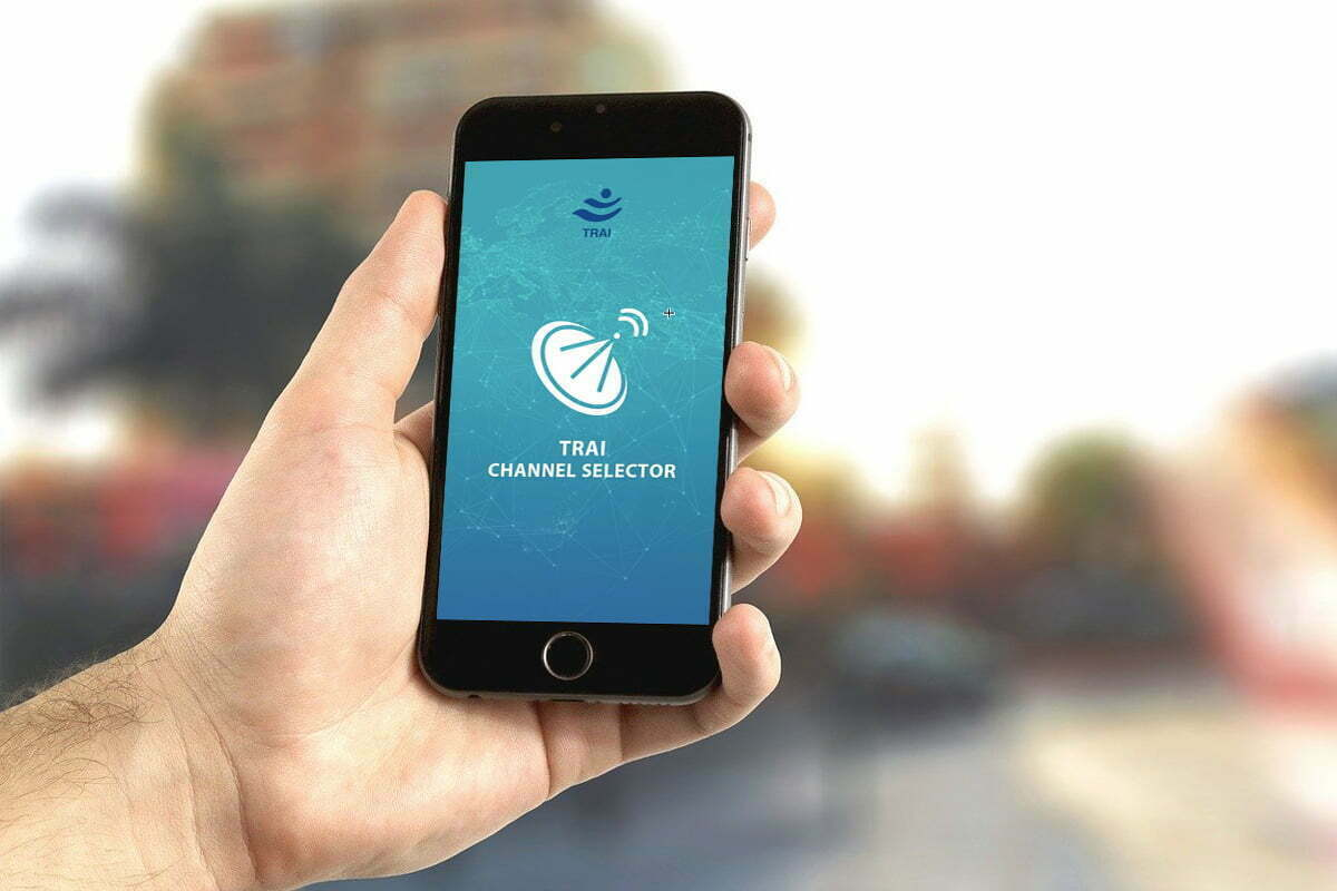 Trai Channel Selector Mobile App