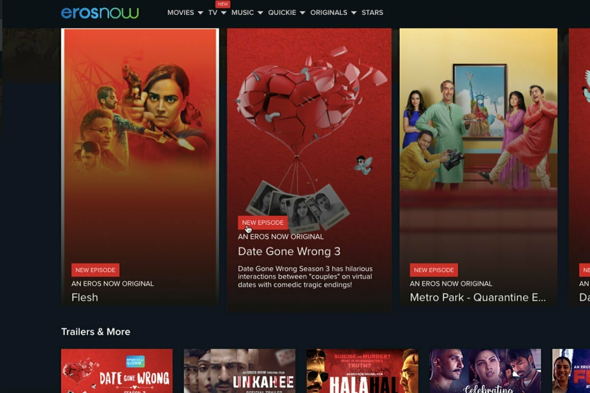 BSNL Users Can Now Get Eros Now Premium Subscription Free