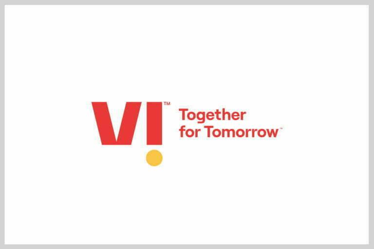 Vodafone Idea Rebrand as 'Vi'