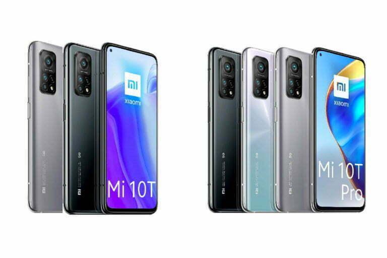 Xiaomi Mi 10T and Mi 10T Pro 5G Leaked Specs