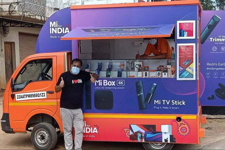 Xiaomi to Sell Mi Phones Through Mobile Vans